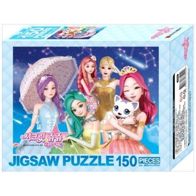 시크릿쥬쥬 별의 여신 직소퍼즐 150pcs 신시아