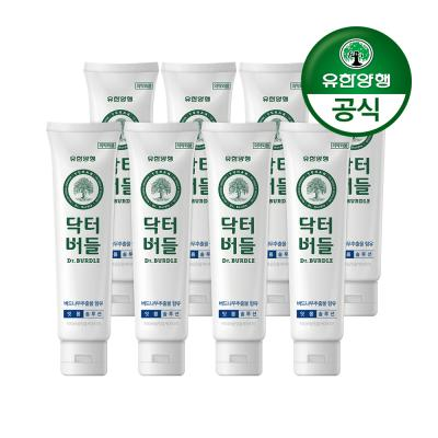[유한양행]닥터버들 잇몸케어 치약 100g 8개
