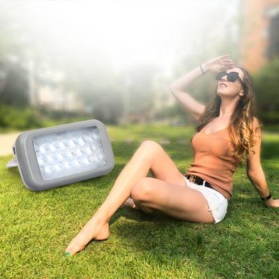 나비 NV51-THERA1 햇빛조명 광테라피 마사지기