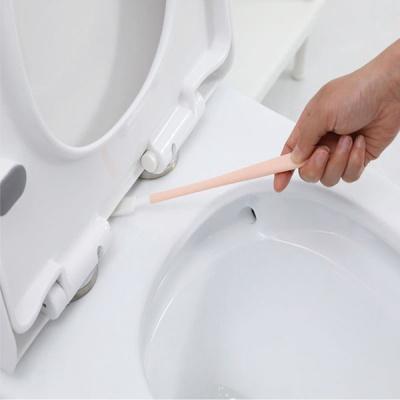 변기 틈새 청소 브러쉬