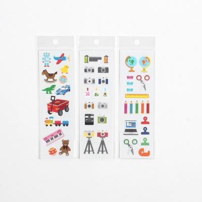 스티커마켓 무광스티커 (장난감,문구,카메라)