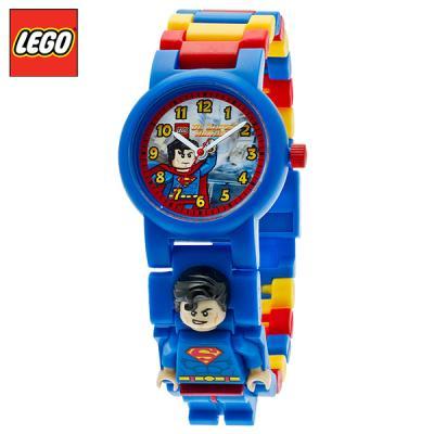레고 DC슈퍼히어로즈 슈퍼맨 링크 손목시계 8020257