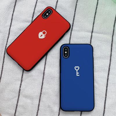 아이폰8 lock&key 카드케이스