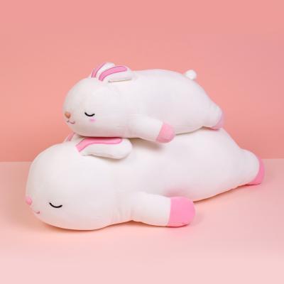 모찌모찌 꿀잠쿠션 토끼 55CM 동물인형