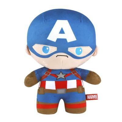 마블 캡틴아메리카 스탠딩 봉제인형 25cm