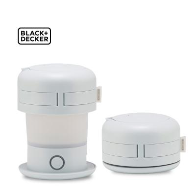 블랙앤데커 접이식 휴대용 미니 전기포트 BXEK1902-A