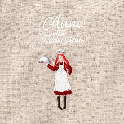 빨간머리 앤 앞치마 - 어린이용