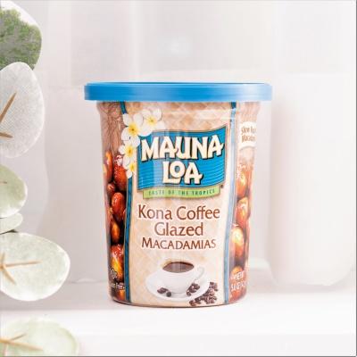 마우나로아 코나커피 마카다미아 컵 142G