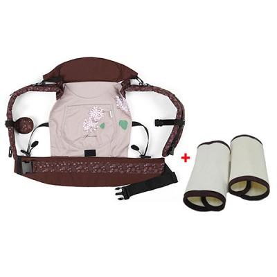 [톨스토이]로치니 아기띠+침받이 기획세트