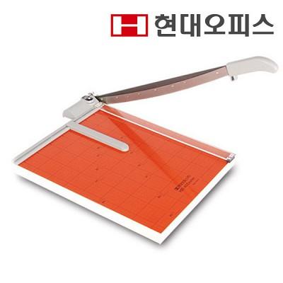 [현대오피스] HDC-A3 Counter 국산 재단기