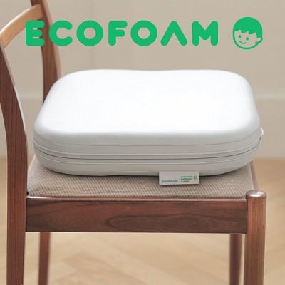 [에코폼] 눈높이방석 키즐 1단/키높이방석/눈높이쿠션/유아식탁의자