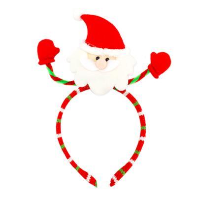 패션 산타 머리띠