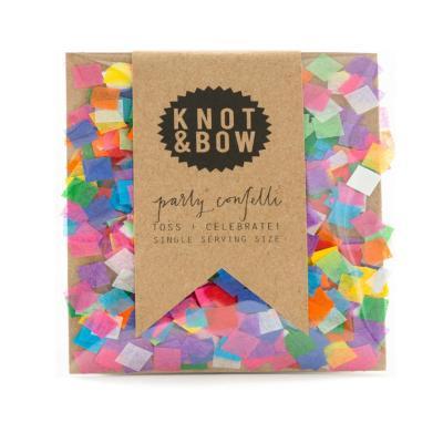 레인보우 타이니 컨페티 소 KNOT&BOW Confetti