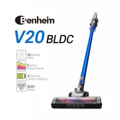 [벤하임] BLDC V20 무선청소기 BVC-BL160W