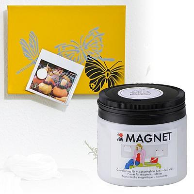 [MARABU] 페인트로 만드는 자석 칠판..독일 마라부 마그넷 칠판 페인트 HF201-4