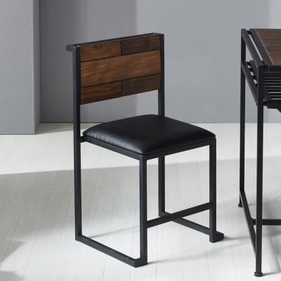 인터데코 DIY 스틸 식탁 의자 TR012