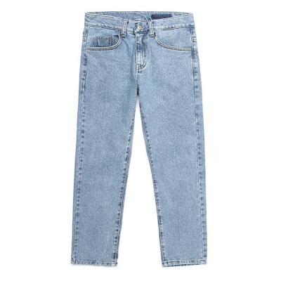 CB 19 STRAIGHT FIT JEANS (BLUE) 데님 팬츠
