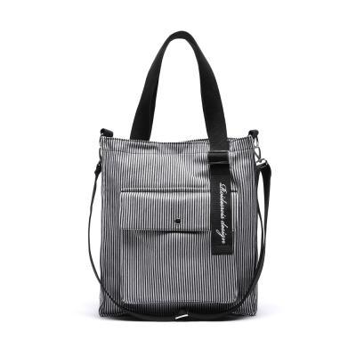 [로아드로아] NEW AH CHOO SHOULDER BAG (STRIPE)
