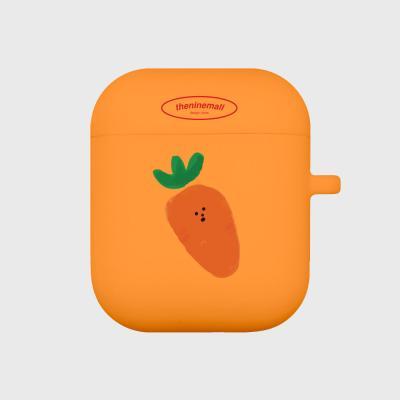 carrot 에어팟 케이스 [orange]
