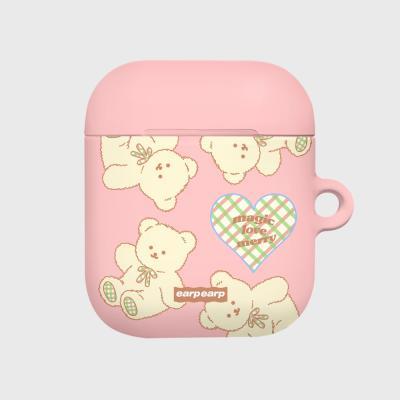Magic merry pattern-pink(에어팟 하드)