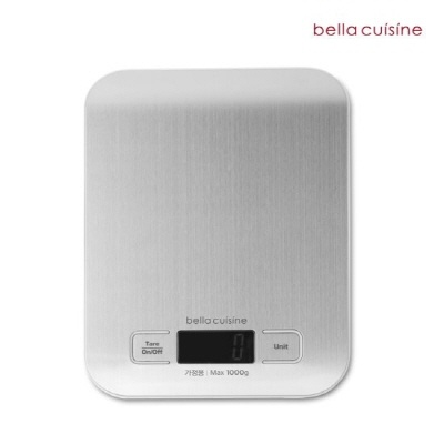 벨라쿠진 스테인리스 주방저울 1kg