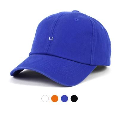 [디꾸보]워싱 LA 레터링 볼캡 모자 ET726