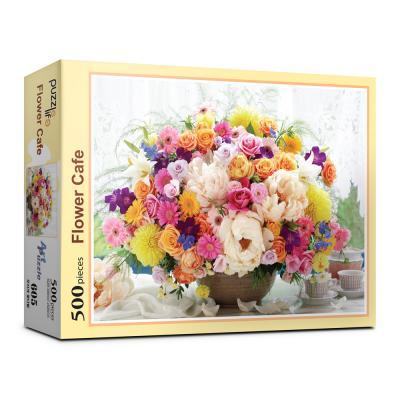 500피스 무지개 꽃다발 직소퍼즐 PL605
