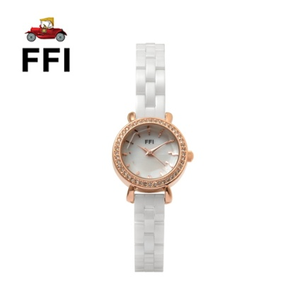 [FFI] 에프에프아이 여성 세라믹 시계 FI7501CWR