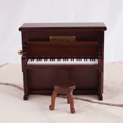 원목 피아노(B-525S)