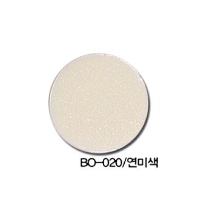 [현진아트] BO원단칼라보드롱 5T (BO-020연미색) [장/1]  114491