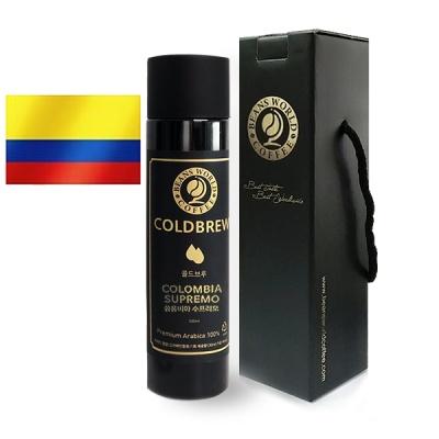 콜드브루 12시간 추출 콜롬비아 수프리모 500ml 페트