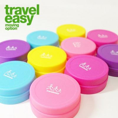 여행용 에코 폴딩컵 4EA 1SET/ 여행,해외행/등산,캠핑/위생용품.