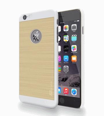 iPhone 6 plus ALU white gold