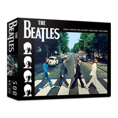 500피스 비틀즈(비틀즈 애비로드) 직소퍼즐 PL819