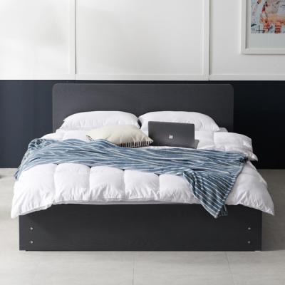 아르메 에이든 평상형 침대 Q_매트별도