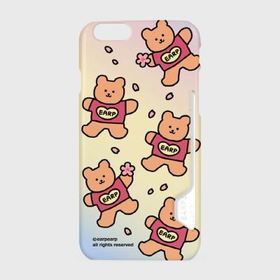 Blossom bear heart(카드수납케이스)