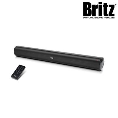 브리츠 블루투스 사운드바 오디오 시스템 BZ-T2210S Av Soundbar (50mm듀얼유닛 / 측면 컨트롤패널 / 월마운트)