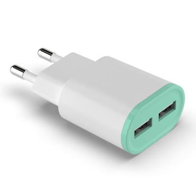 몬스터 듀얼 USB 아답터 충전기 2.1a