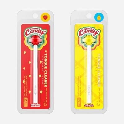[OMMO] 옴모 캔디 혀클리너 SET (3+1)
