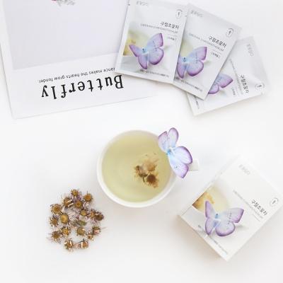 나비티백 3종 세트(구절초,맨드라미,아카시아)+쇼핑백