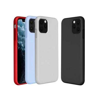 아이폰 11 Pro Max 페버 실리콘케이스