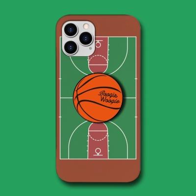 슬림하드 케이스 스마트톡 세트 - 바스켓볼 민트