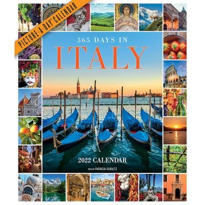 2022 캘린더 365 이탈리아