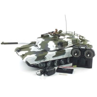 빅스케일 M1A1 에브람스 RTR 비례제어 RC(HBE292974CA