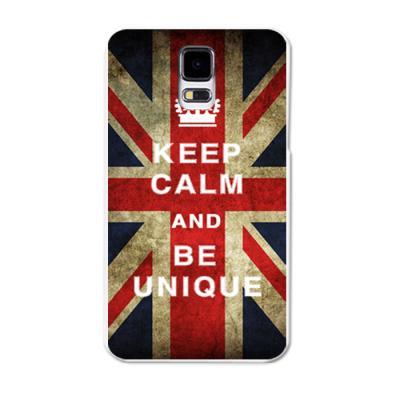Keep Calm Union Jack(갤럭시S5)