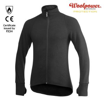 [WoolPower] 울파워 프로텍션 FR(난연) 풀 지퍼 자켓 400 (7274)