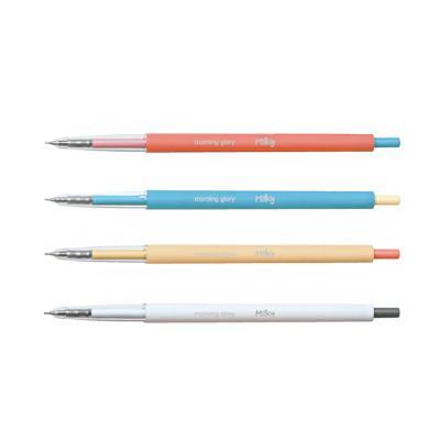 500 밀키 저점도 펜 0.38mm (사무용)