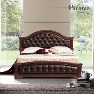 파로마 엥엘 통깔판 클레식 침대(Q)+7존참숯 매트