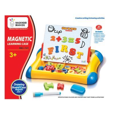 맥킨더 자석칠판 영어 숫자 놀이 퍼즐칠판