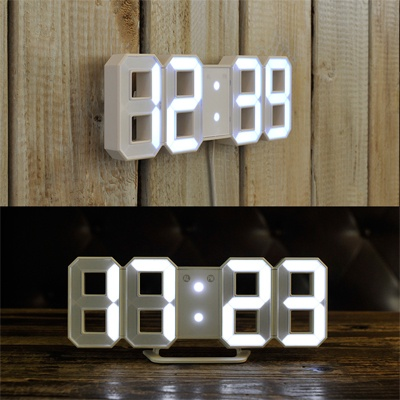 [mooas] Mini LED Clock
